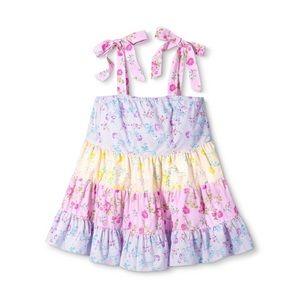 LoveShackFancy for Target Jeanne Tiered Dress